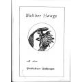 Walter Haage und seine Blattkakteen