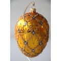 Christmas ornament Faberge Coronation Egg 10cm