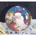 Christmas decoration, santa, resin