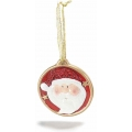 Christmas ornament, ceramic