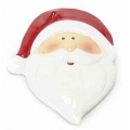 Christmas decoration, santa, ceramic