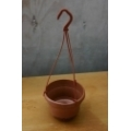 Hanging containers including hook, 14cm,  25x